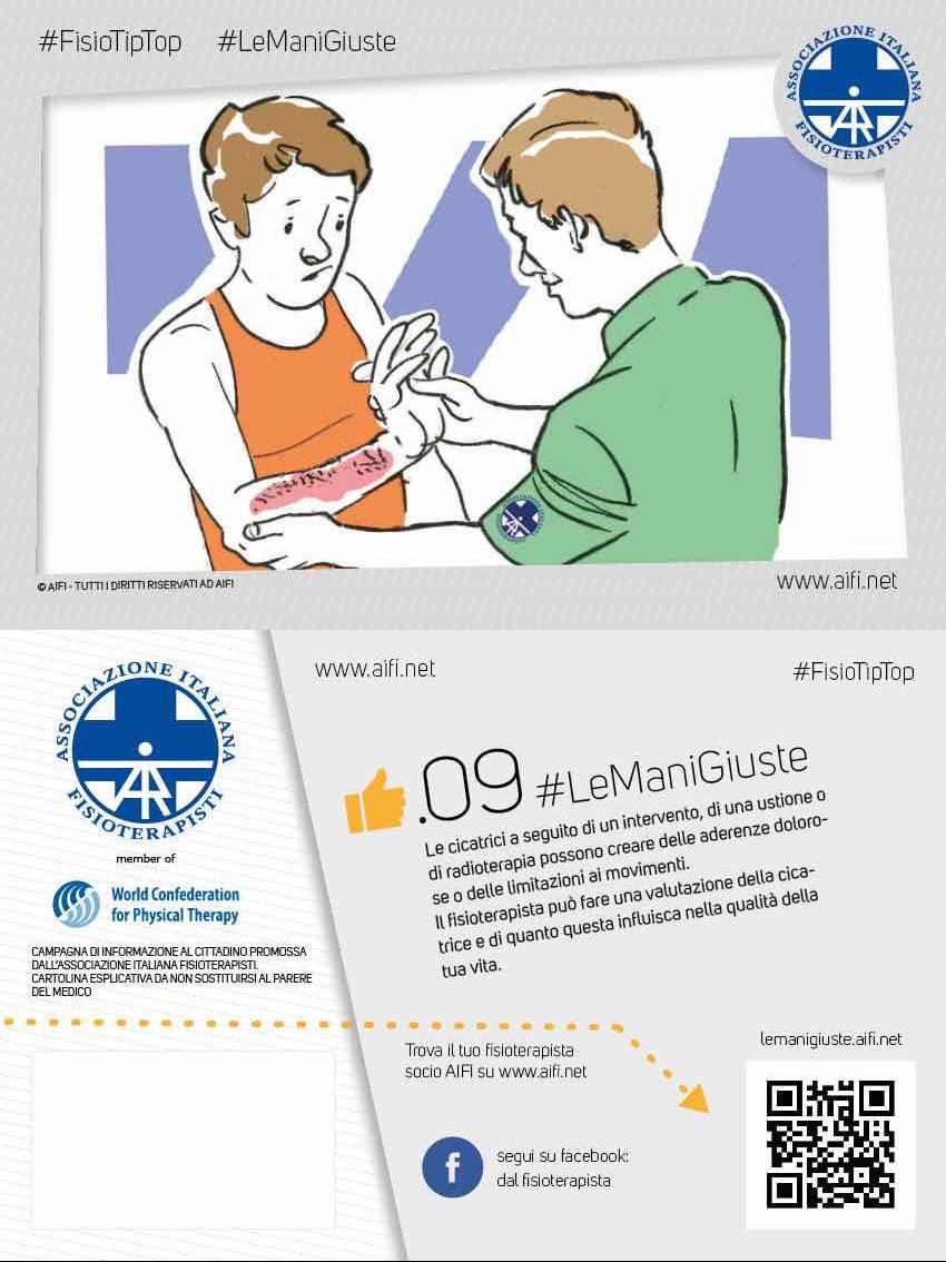 Cartolina #FisioTipTop 09