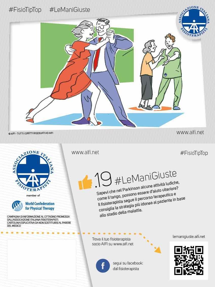Cartolina #FisioTipTop 19