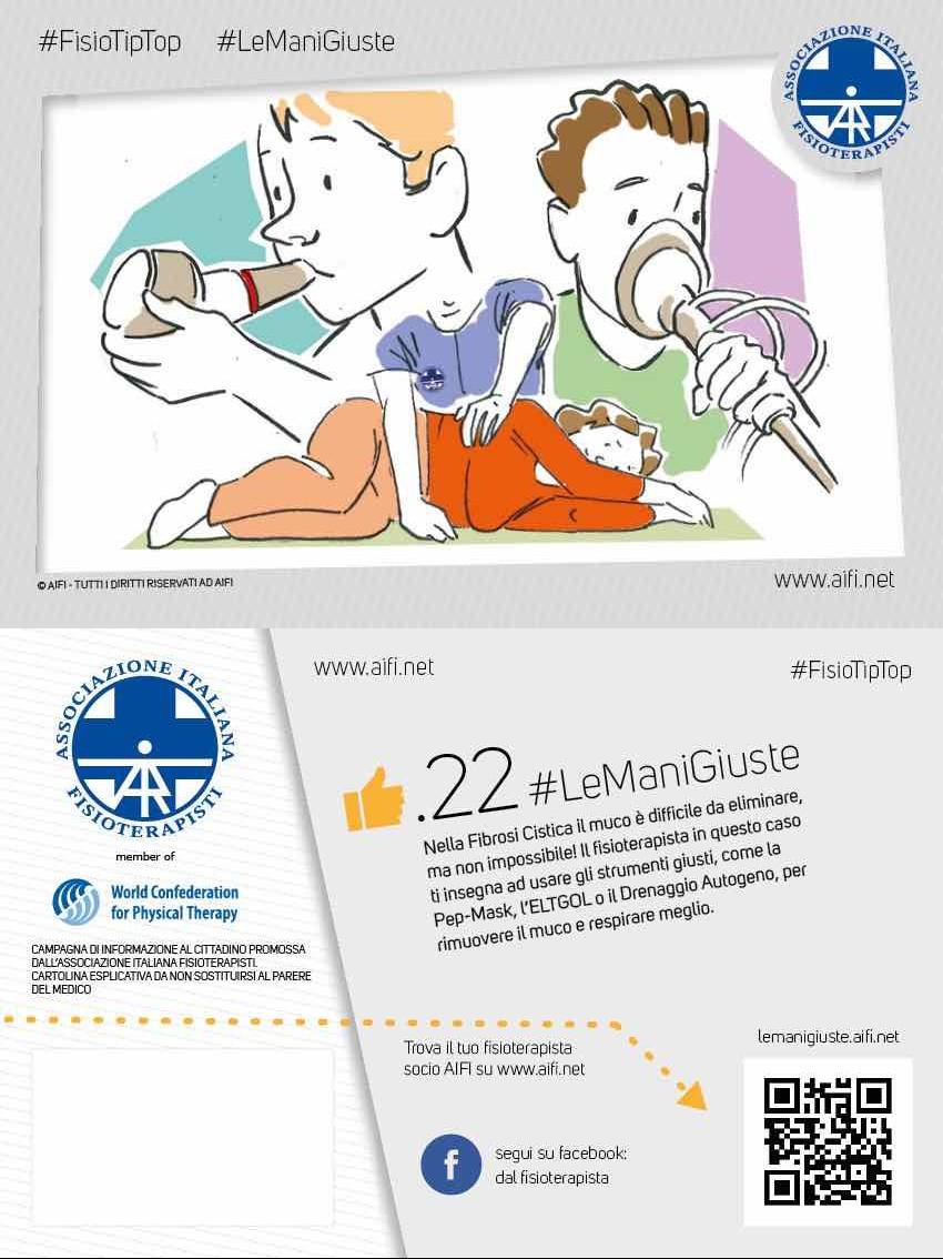 Cartolina #FisioTipTop 22